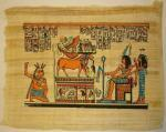 Ancient Egyptian Papyrus, Art 14